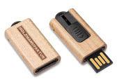 USB Sticks Holz