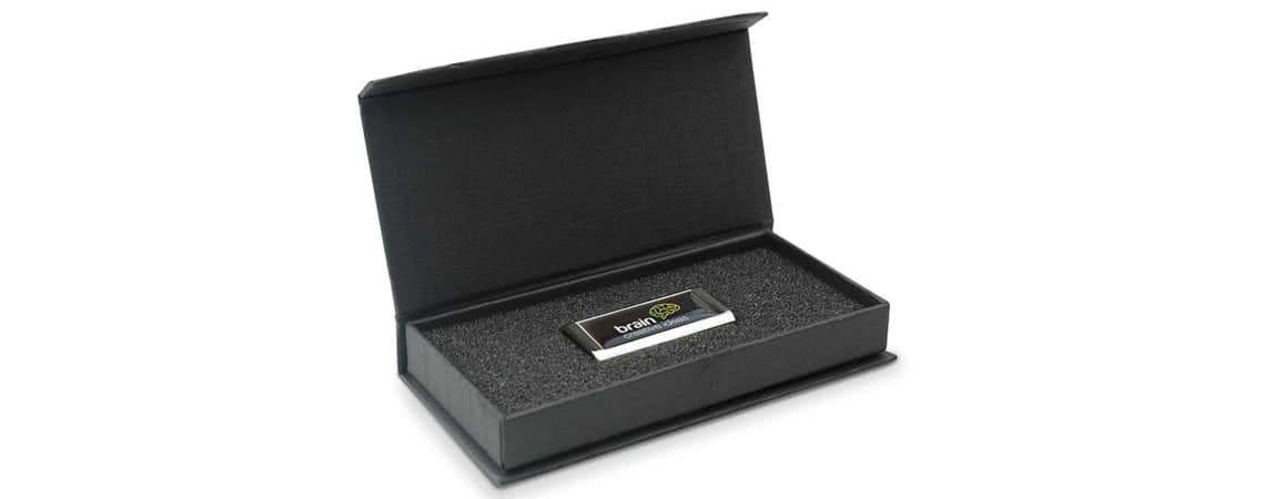 USB Stick Slide in USB Stick Box